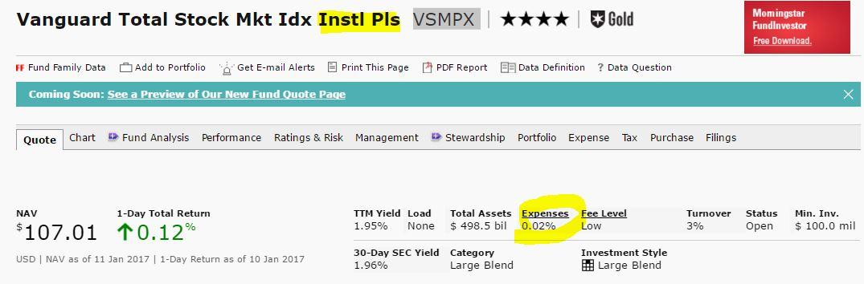 vanguard total stock market insti plusJPG